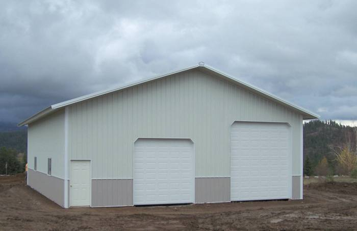 Steel Buildings Photos - Serving Hayden, Coeur d'alene, Rathdrum, Post ...