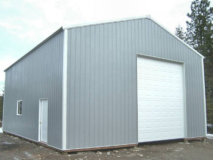 Rv boat storage steel buildings for Motorhome storage building